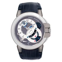 Harry Winston Project Z 44mm Silver Arabic numerals United States of America, Florida, Surfside