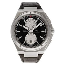 IWC Big Ingenieur Chronograph Steel 45mm Black No numerals United States of America, Florida, Surfside