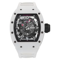 Richard Mille RM 030 Ceramic 42mm Transparent Arabic numerals United States of America, Florida, Surfside