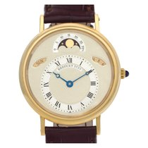 Breguet Yellow gold 36mm Automatic 3337BA pre-owned United States of America, Florida, Surfside