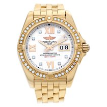 Breitling Cockpit Rose gold 41mm White No numerals United States of America, Florida, Surfside