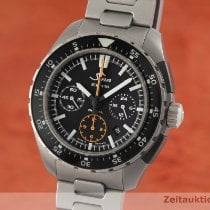 Sinn EZM 10 Titanium 46.5mm Black
