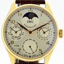IWC Portuguese Perpetual Calendar IW5022-13 2007 occasion