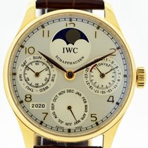 IWC Portuguese Perpetual Calendar IW5022-13 2007 pre-owned