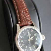 Oris Big Crown Pointer Date Acier 40mm Noir France, Toulon