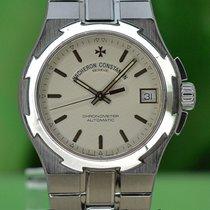 Vacheron Constantin Overseas Steel 35mm Silver