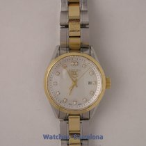 TAG Heuer Carrera Lady usados 27mm Oro amarillo