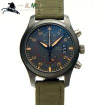 IWC Fliegeruhr Chronograph Top Gun Miramar 46mm Grau