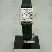 Cartier Tank Vermeil 5057001 1995 pre-owned