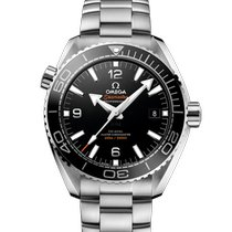 Omega new Automatic Chronometer Rotating Bezel Helium Valve 43.5mm Steel Sapphire crystal