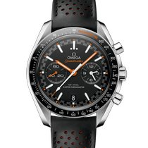 Omega Speedmaster Racing Steel 44.2mm Black No numerals United States of America, Pennsylvania, Philadelphia