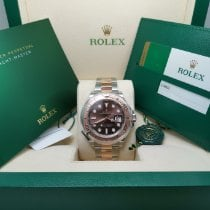Rolex Yacht-Master 40 116621 2017 pre-owned