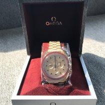 Omega Or jaune Remontage manuel Jaune Sans chiffres 42mm nouveau Speedmaster