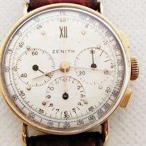 Zenith Or/Acier 33mm Remontage manuel occasion