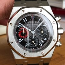 Audemars Piguet Royal Oak Chronograph 25979ST/O/0002CA/01 Sehr gut Stahl 39mm Automatik