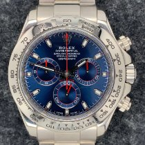 Rolex Daytona 116509 Very good White gold Automatic