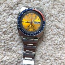 Seiko 6139-6002 Zeljezo 1977 41mm rabljen