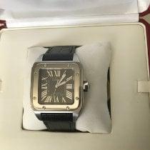 Cartier Santos 100 W20134X8 2009 pre-owned