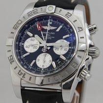 Breitling Chronomat 44 GMT Stahl 44mm Schwarz Keine Ziffern Deutschland, Rheine