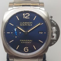 Panerai Luminor Marina Automatic Acier 42mm Bleu Arabes France, LYON - Tassin La Demi Lune