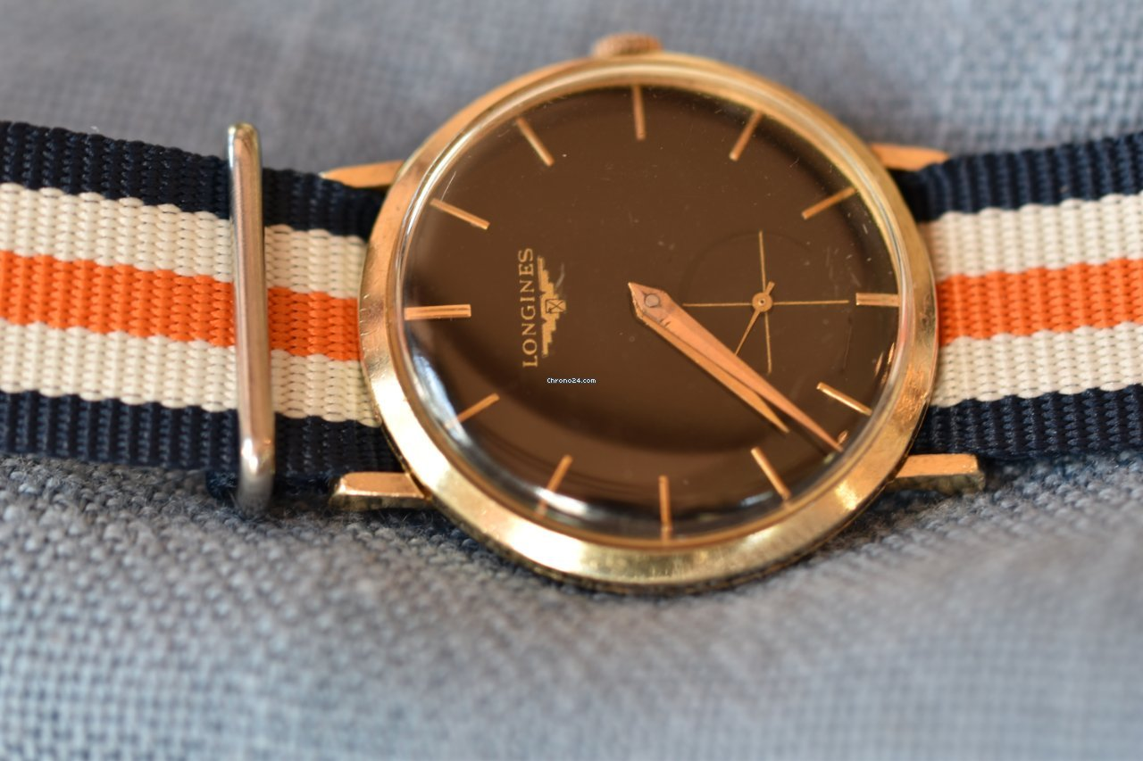 Longines Conquest Heritage L1.611.6 1940 pre-owned