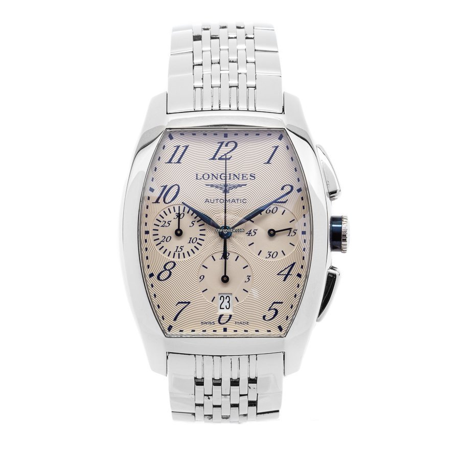 Longines Evidenza L2.643.4.73.6 2001 pre-owned