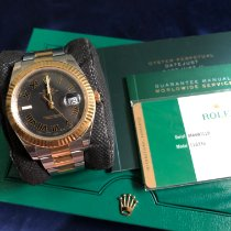 Rolex Datejust II Gold/Steel 41mm Black Roman numerals The Philippines, Marikina City