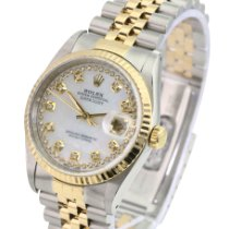 Rolex 16233 Gold/Steel Datejust 36mm pre-owned United States of America, California, Sherman Oaks