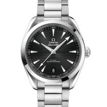 Omega Seamaster Aqua Terra Steel 41mm Black No numerals United States of America, Pennsylvania, Philadelphia