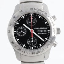 Porsche Design Steel 39mm Automatic Porsche P'6000 pre-owned United States of America, Arizona, Tucson