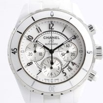 Chanel J12 Ceramic 38mm White Arabic numerals United States of America, Arizona, Tucson