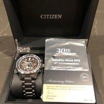 Citizen Promaster Titanium 47mm Black United States of America, Illinois, Rantoul