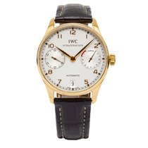 IWC Portuguese Automatic IW500101 2013 pre-owned