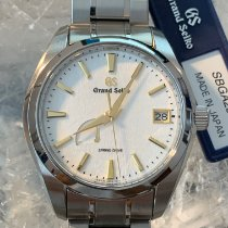 Seiko Grand Seiko Titanium 41mm Silver (solid) No numerals United States of America, Florida, Hollywood