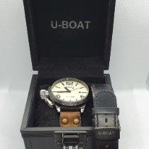 U-Boat Classico 5365 Bom Aço 45mm Automático Brasil, Santo André