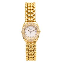 Chopard Gstaad Yellow gold 24mm White United States of America, Florida, Boca Raton