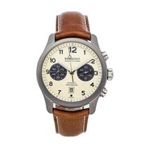 Bremont Steel Automatic Champagne Arabic numerals 43mm pre-owned ALT1-C Classic