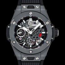 Hublot Big Bang Meca-10 neu Handaufzug Uhr mit Original-Box und Original-Papieren 414.CI.1123.RX
