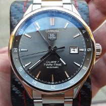 TAG Heuer Carrera Calibre 7 Steel 41mm Grey No numerals United States of America, California, San Diego