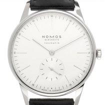 NOMOS Orion Neomatik Acier 38.5mm