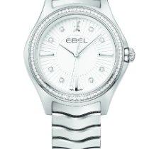 Ebel Wave Сталь 35mm Белый