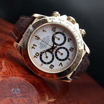 Rolex Daytona 16518 Very good Yellow gold 40mm Automatic