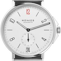 NOMOS Ahoi Datum new Automatic Watch with original box