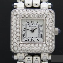Chopard Classic Or blanc 23mm Blanc