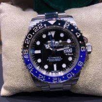 Rolex GMT-Master II Steel 40mm Black No numerals Australia, Sydney