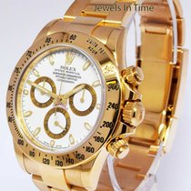 Rolex 116528 Yellow gold 2010 Daytona 40mm pre-owned United States of America, Florida, 33431