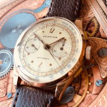 Chronographe Suisse Cie 361 20 38 1950 pre-owned