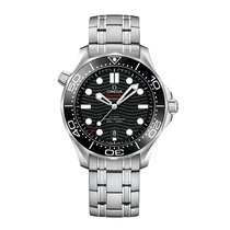 Omega Seamaster Diver 300 M Steel 42mm Black United States of America, New York, New York
