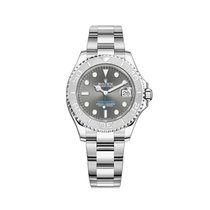 Rolex Yacht-Master 37 Steel 37mm Blue United States of America, New York, New York