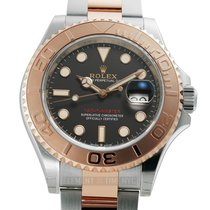 Rolex Yacht-Master 40 Gold/Steel 40mm Black United States of America, New York, New York